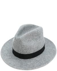 Sombrero gris de Dsquared2