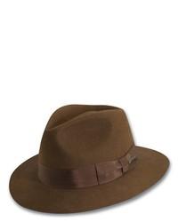 Sombrero marrón de Dorfman Pacific