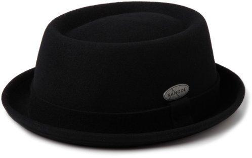 Sombrero negro de Kangol