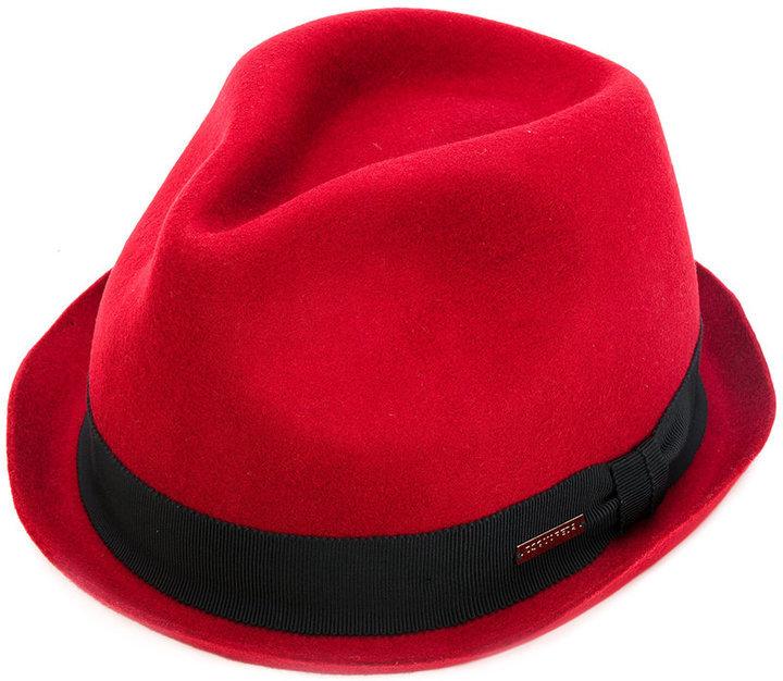 99164c42d8c30 ... Sombrero rojo de DSQUARED2