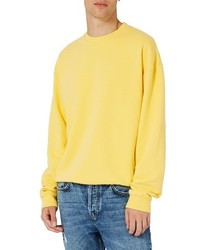 Sudadera amarilla
