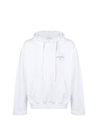 Sudadera con capucha blanca de Ih Nom Uh Nit