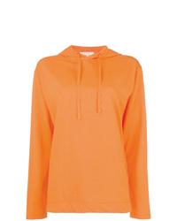 Sudadera con capucha estampada naranja de 1017 Alyx 9Sm