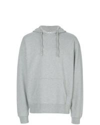 Sudadera con capucha gris de Closed