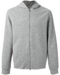 Sudadera con capucha gris de Etro
