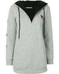 Sudadera con capucha gris de Rossignol