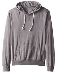 Sudadera con Capucha Gris de Threads 4 Thought
