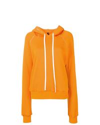 Sudadera con capucha naranja de Unravel Project