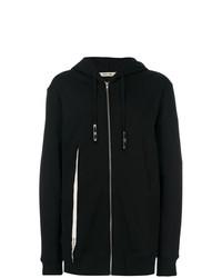 Sudadera con capucha negra de Damir Doma