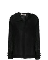 Sudadera con capucha negra de Juan Hernandez Daels
