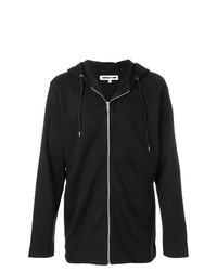 Sudadera con capucha negra de McQ Alexander McQueen