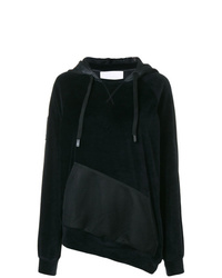 Sudadera con capucha negra de NO KA 'OI