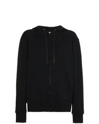 Sudadera con capucha negra de Valentino