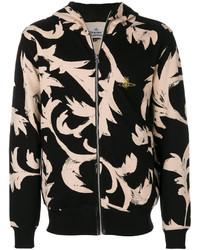 Sudadera con capucha negra de Vivienne Westwood