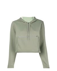 Sudadera con capucha verde oliva de Nike