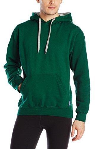 93d7fea93280e ... Sudadera con capucha verde oscuro de Spalding ...