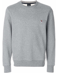 Sudadera gris de Paul Smith
