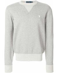 Sudadera gris de Polo Ralph Lauren