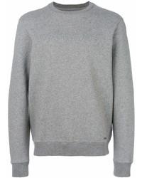 Sudadera gris de Woolrich