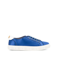 Tenis azules de Aquazzura