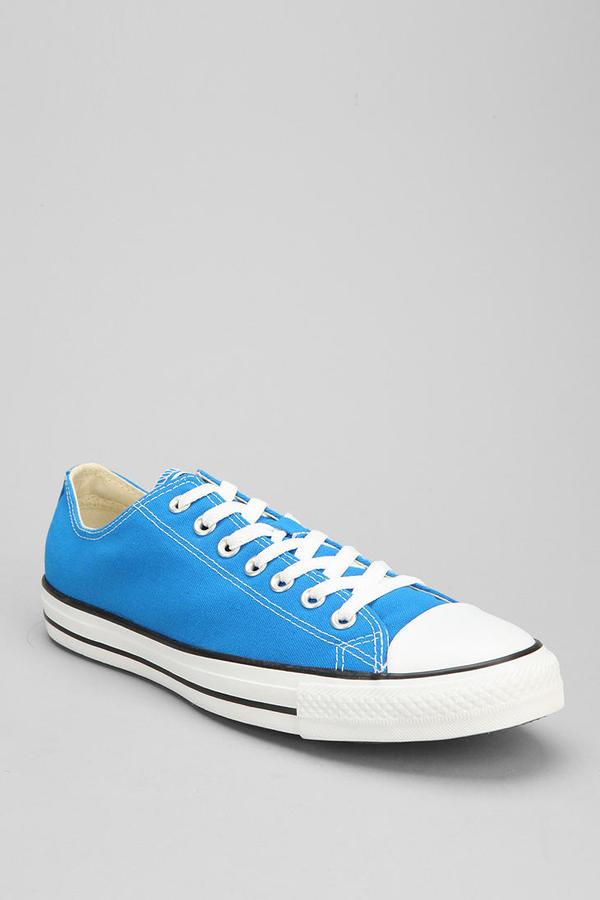 converse tenis azules