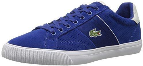 14278d51879 ... Tenis azules de Lacoste ...