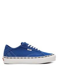 Tenis azules de Vans