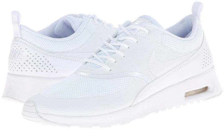 tenis air max blancos