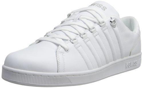 Zapatos grises K-Swiss para hombre  Azul (Navy Suede) 8JpKP0wNa