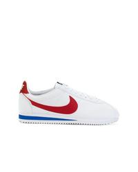Tenis blancos de Nike