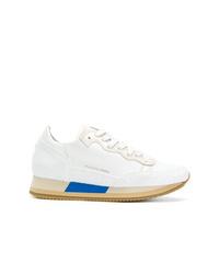 Tenis blancos de Philippe Model