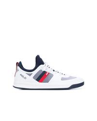 Tenis blancos de Polo Ralph Lauren