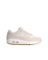 Tenis de ante en beige de Nike