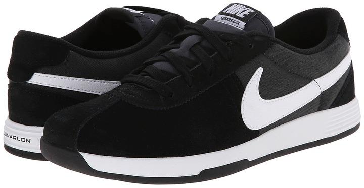 Tenis de ante en Nike negro y blanco de Nike en dónde comprar y cómo combinar 9c49e2