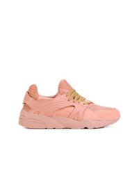 Tenis de ante rosados de Puma