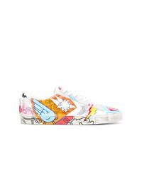 zapatos converse estampados