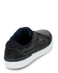 Tenis de Cuero Negros de Kenneth Cole Reaction