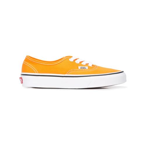 zapatos vans amarillos