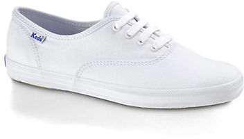 Zapatillas de mujer Keds de lona en blanco