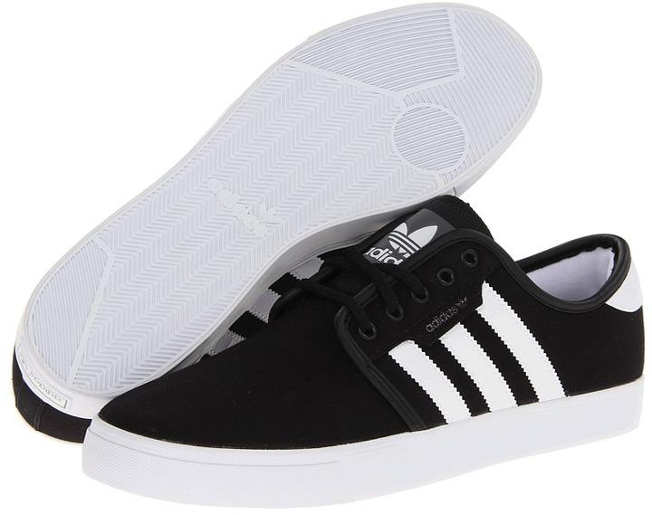 Zapatos negros Adidas Skate para hombre U2VQLLWQ