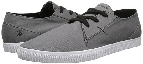 Zapatos grises Volcom para hombre GPycb0