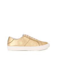 Tenis dorados de Marc Jacobs