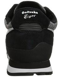 Tenis en negro y blanco de Onitsuka Tiger