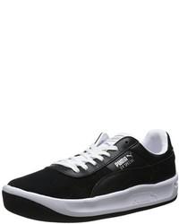 Tenis en negro y blanco de Puma
