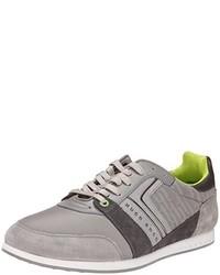 Tenis grises de Hugo Boss