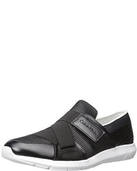 Tenis negros de Calvin Klein