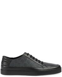 760e764a06 Comprar unos tenis negros Gucci | Moda para Hombres | Lookastic México