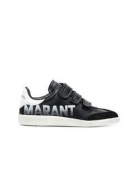 Tenis negros de Isabel Marant