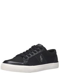 Tenis negros de Polo Ralph Lauren