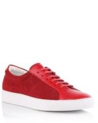 Zapatos Rojos Hugo Boss